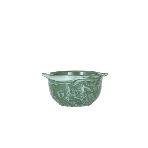 EBLE COLLECTION  SOUP BOWL GREEN