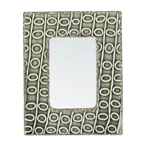 AJANTIANA CERAMIC MIRROR RECTANGLE E