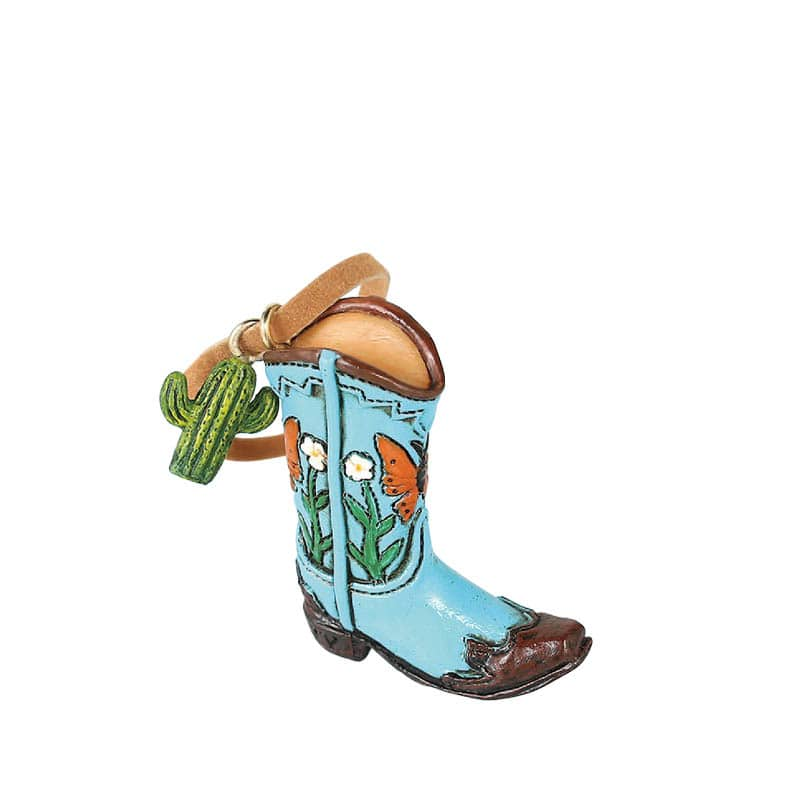 BUCKAROO ORNAMENT C