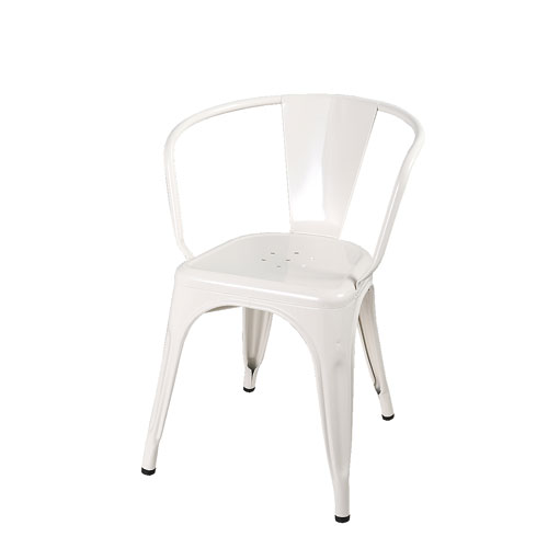 ARM CHAIR OFF WHITE