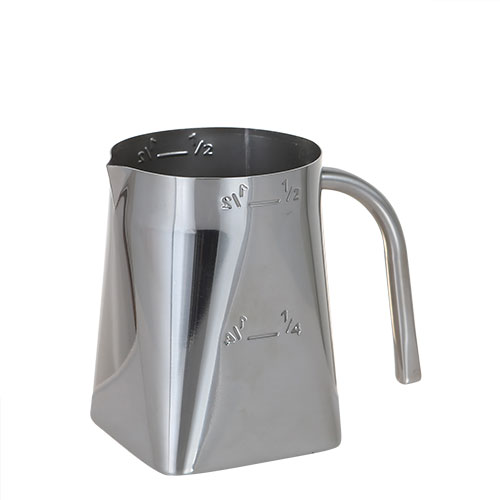 STAINLESS MEASURING JUG S