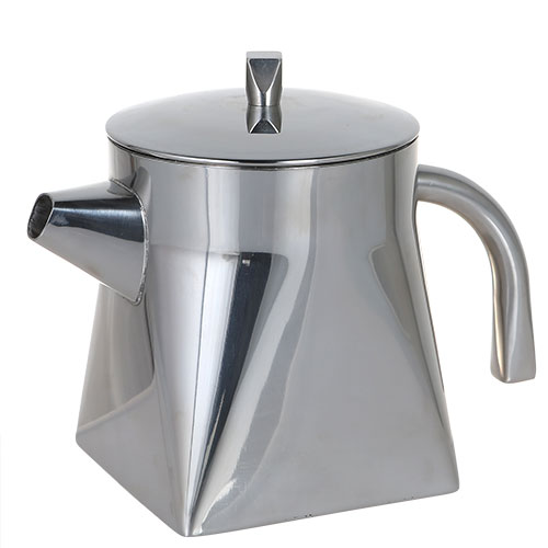 STAINLESS TEA POT
