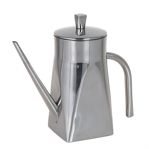 STAINLESS OIL CAN
