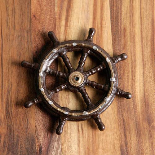 """BOTTLE OPENER """"SHIP WHEEL"""""""
