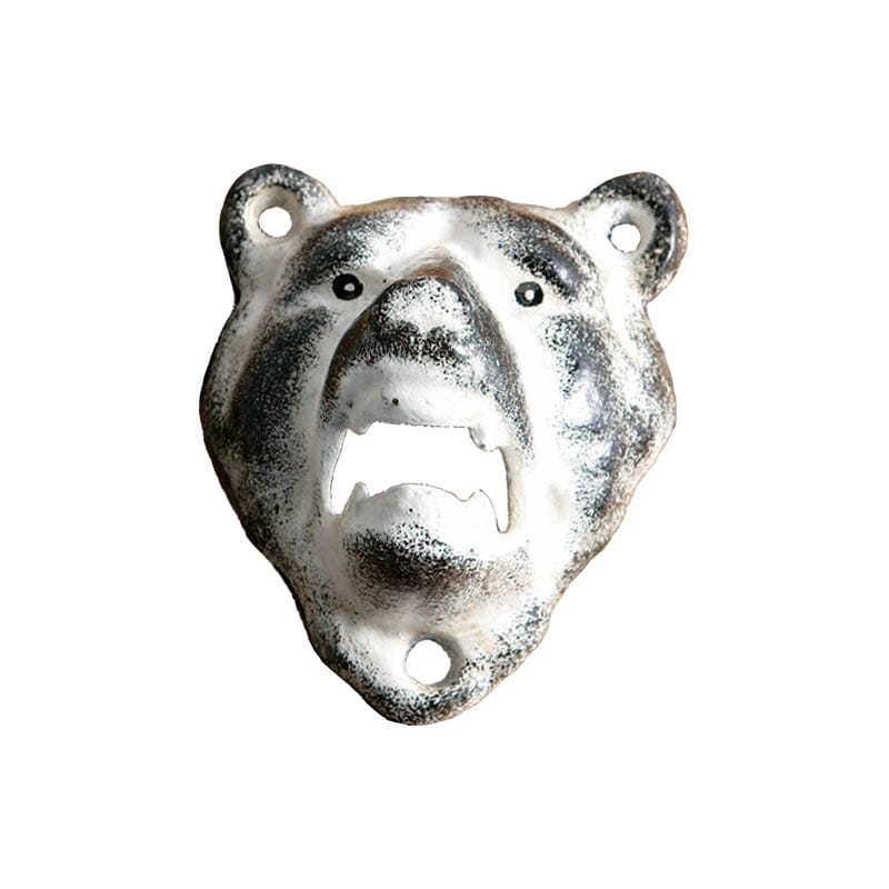 "BOTTLE OPENER ""BEAR"""