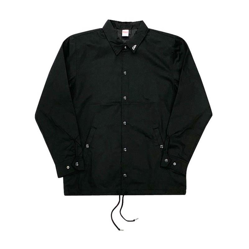 DTN COACH JACKET BLACK M