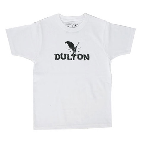 DULTON T-SHIRTS WT/GY S