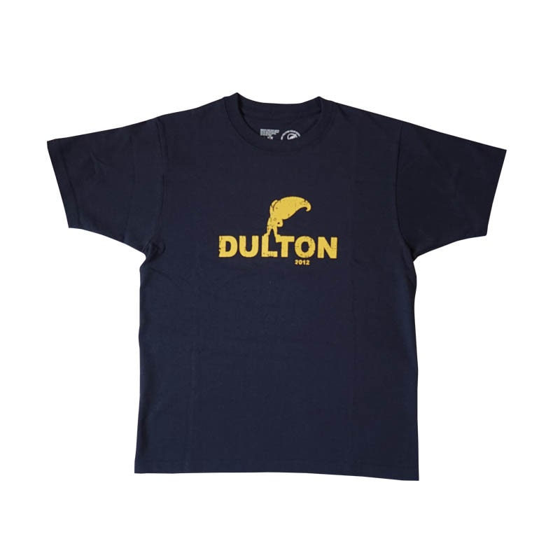 "DULTON T-SHIRTS ""WARMUP"" NB/YL L"