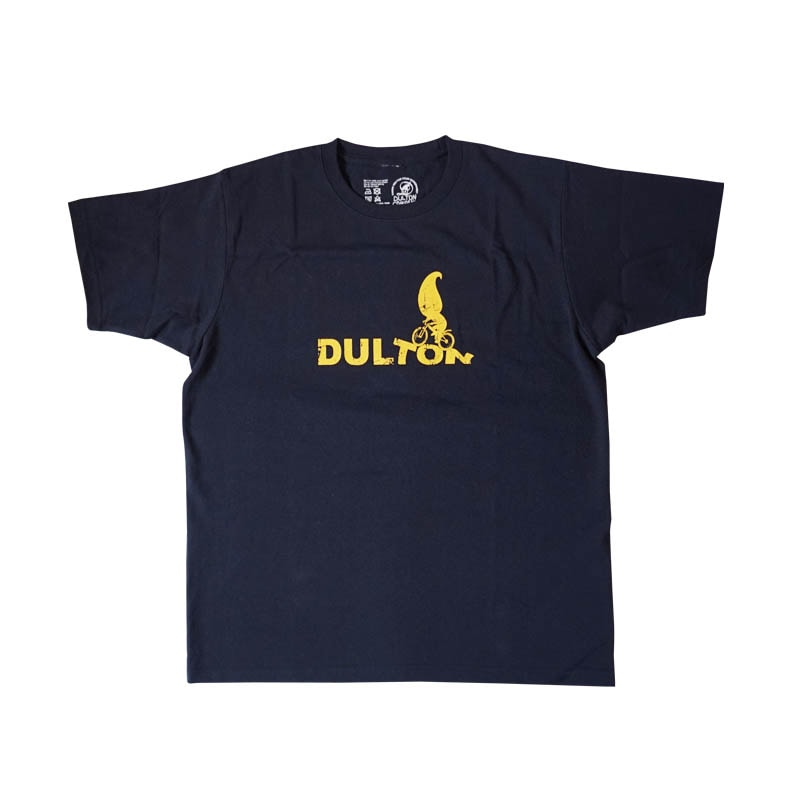 "DULTON T-SHIRTS ""RIDER"" NB/YL S"