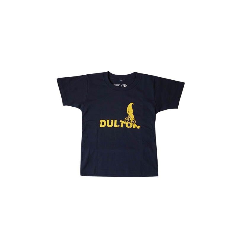 """DULTON T-SHIRTS """"RIDER"""" NB/YL 100"""