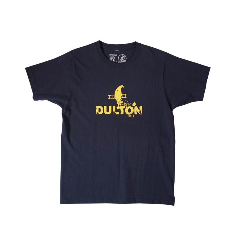 "DULTON T-SHIRTS ""WORKER"" NB/YL XS"