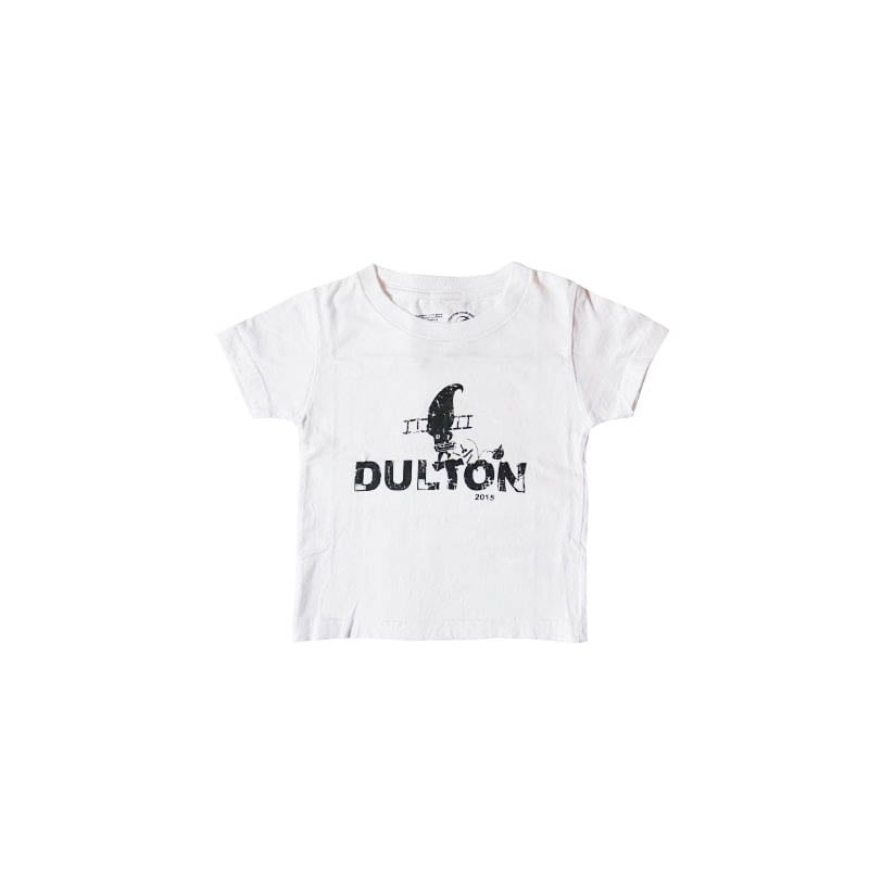 "DULTON T-SHIRTS ""WORKER"" WT/GY 100"