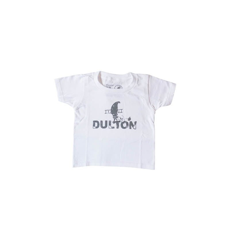 "DULTON T-SHIRTS ""WORKER"" WT/LGY 100"