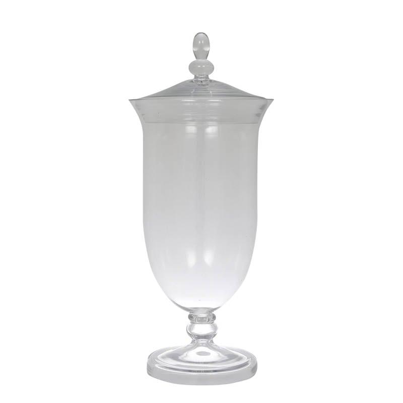 """GLASS JAR """"GLAND"""" M"""