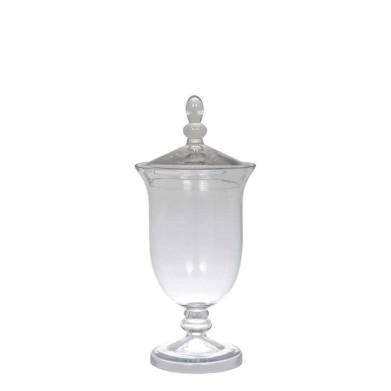"GLASS JAR ""GLAND"" S"