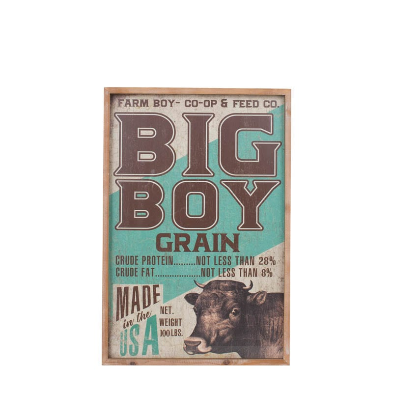 ART FRAME M ''BIG BOY''