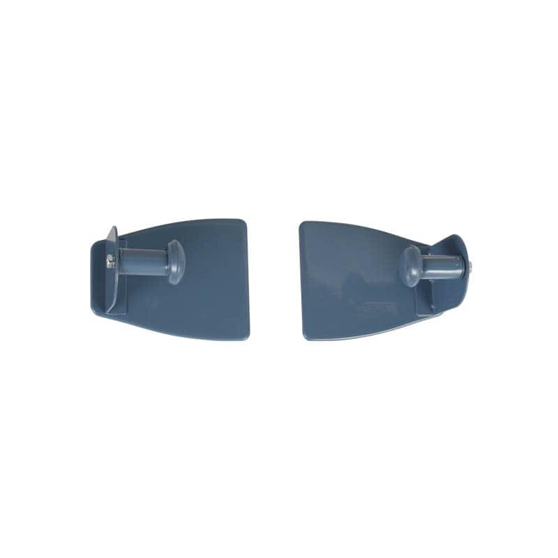 MAGNETIC PAPER TOWEL HOLDER RH BLUE