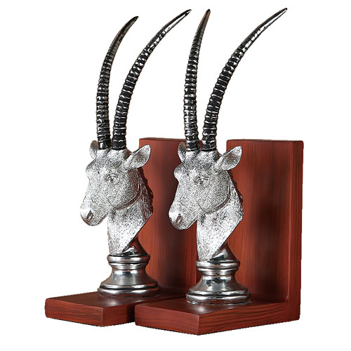 ORYX BOOKENDS