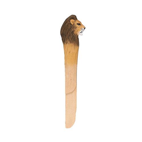 BOOKMARKER LION