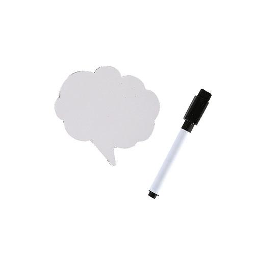 MEMO PAD SPEECH BALLOON-B