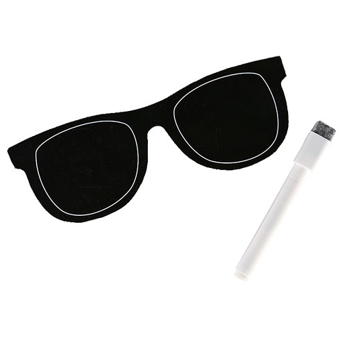 MEMO PAD SUNGLASSES