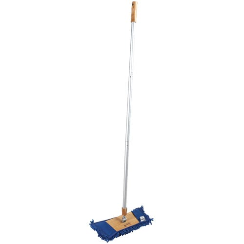 MICROFIBER DUST MOP  BLUE