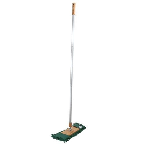 MICROFIBER DUST MOP  GREEN