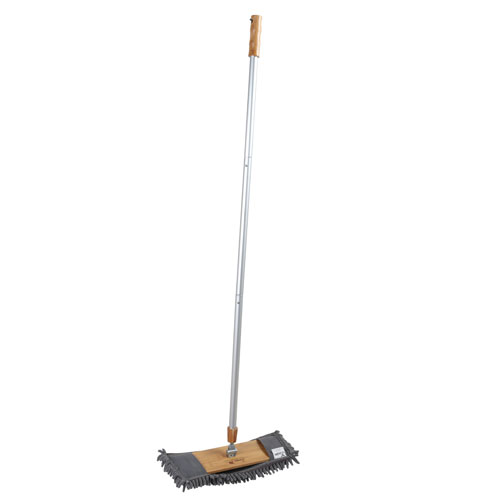 MICROFIBER DUST MOP  GRAY