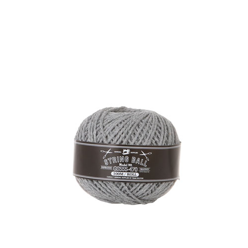 STRING BALL GRAY