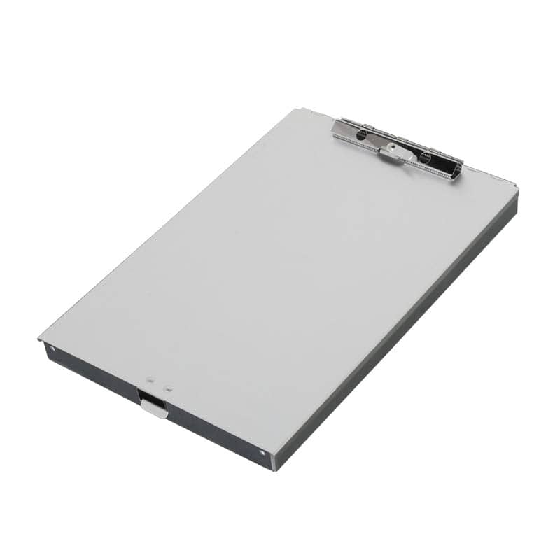 ALUMINUM CLIPBOARD BOX