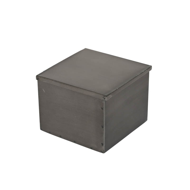 METAL SQUARE BOX M