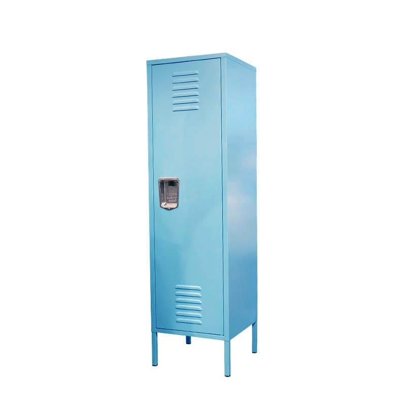 STEEL LOCKER SAX BLUE
