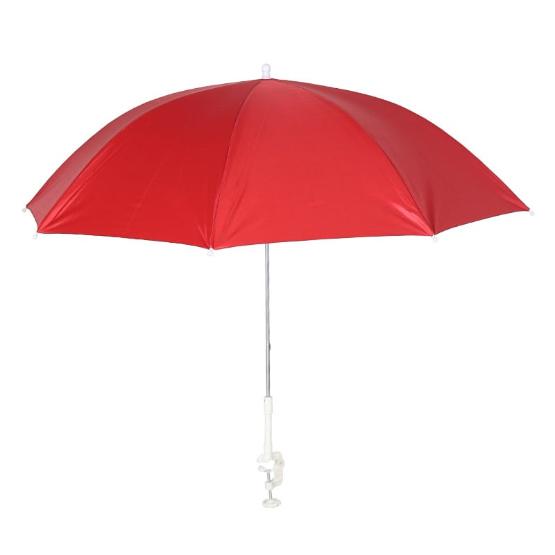 CLAMP UMBRELLA RED