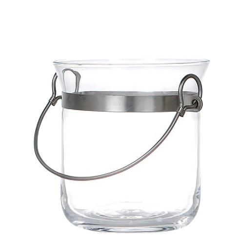 GLASS ICE BUCKET S