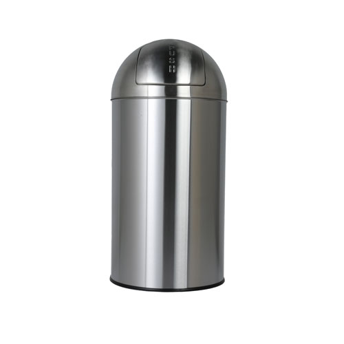 DUST BIN SATIN FINISHED 40L