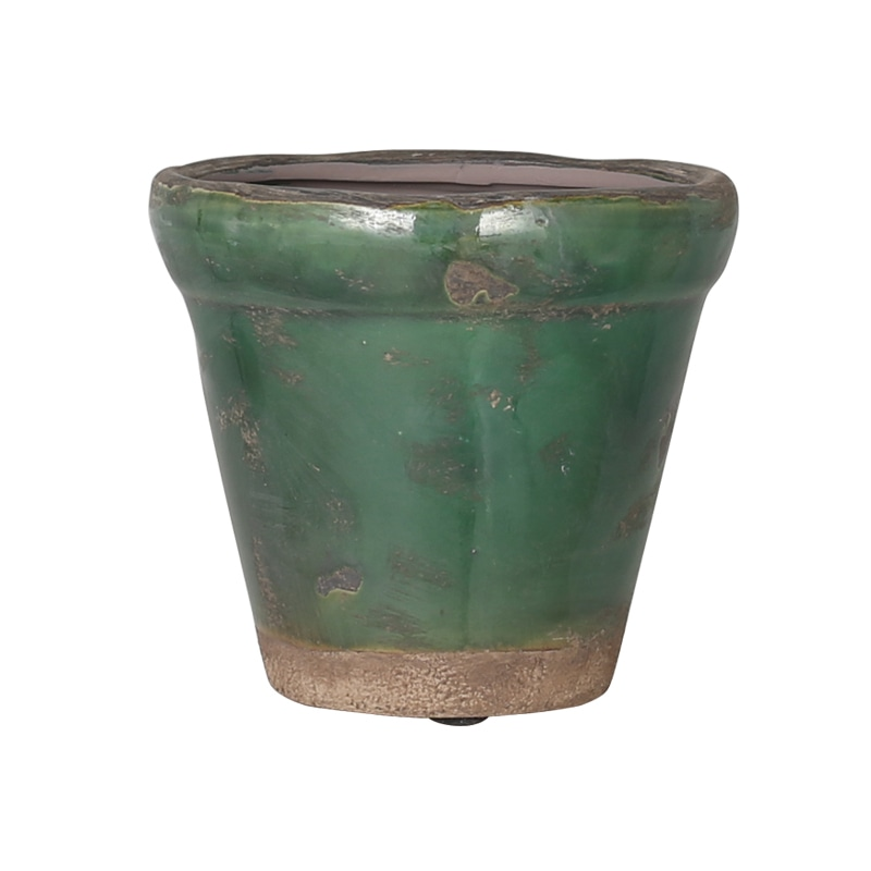 ARCHAIQUE POT GREEN M