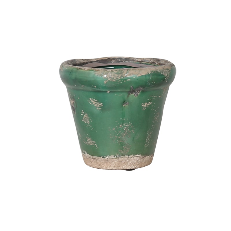 ARCHAIQUE POT GREEN S