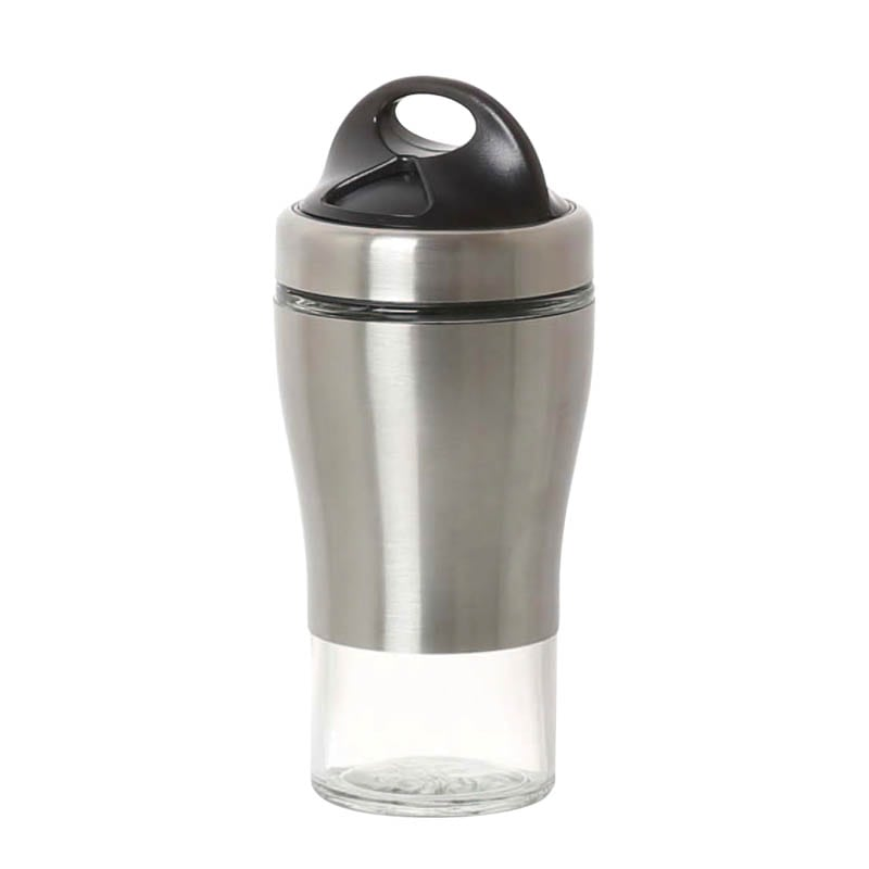 SPICE JAR WITH ROTATION LID