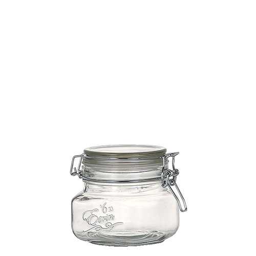 AIRTIGHT SQUARE JAR Eerin S