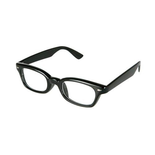 PC GLASSES BLACK