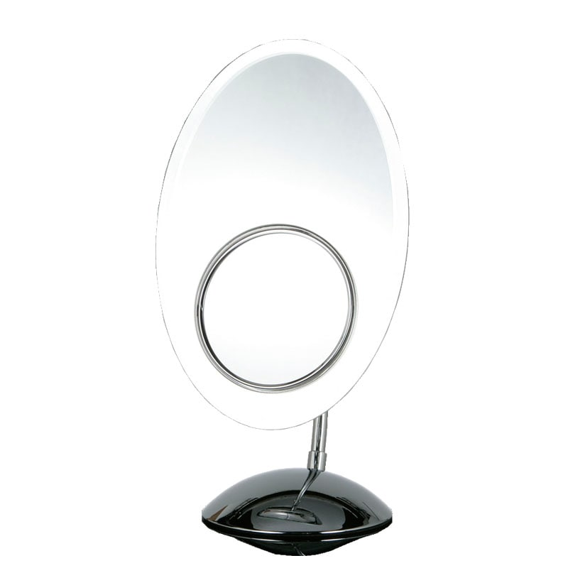 "OVAL MIRROR ""ELEGANT"""