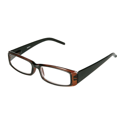 READING GLASSES  BROWN 3.0
