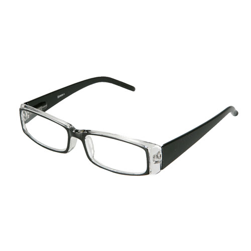 READING GLASSES  CLEAR 2.0