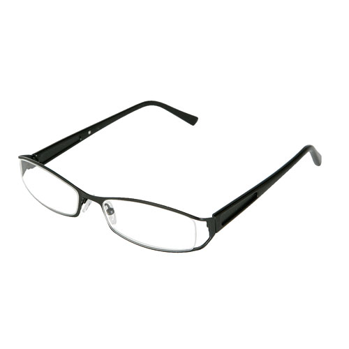 READING GLASSES BK 2.5