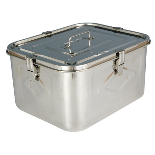 STAINLESS STORAGE-XL