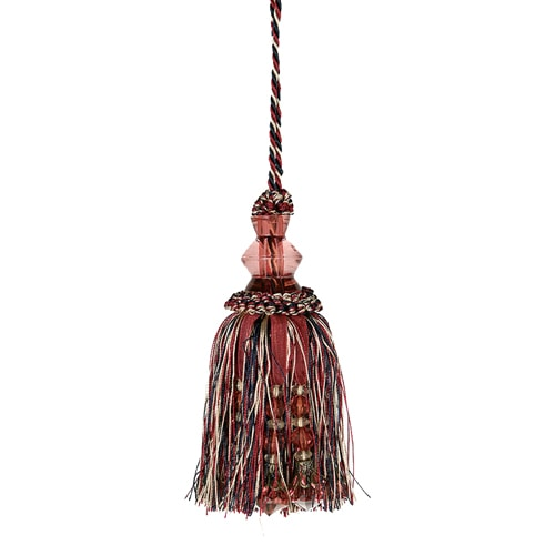 TASSEL  WINE/NAVY