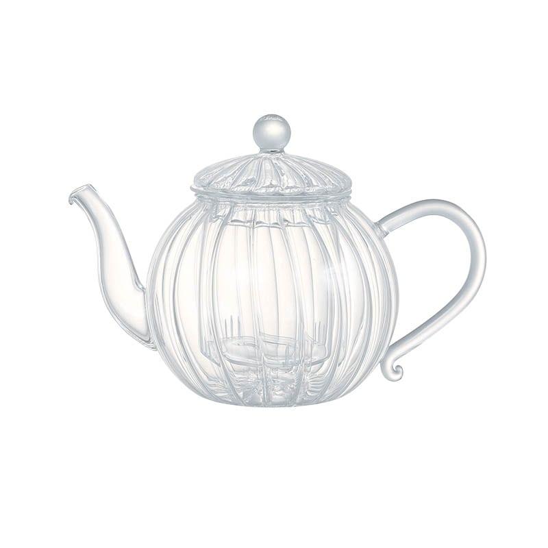 GLASS TEA POT  MIRLITON