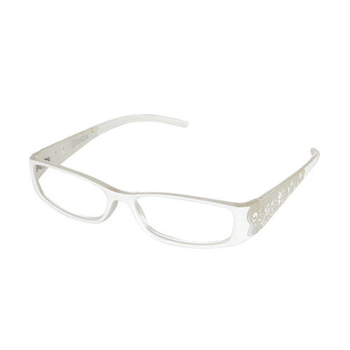 READING GLASSES WHITE
