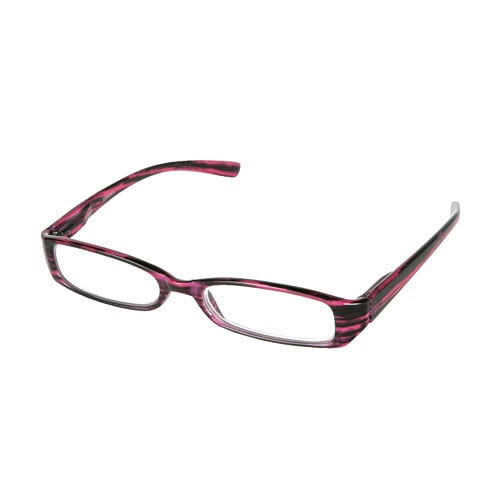 READING GLASSES BURGUNDY 2.5