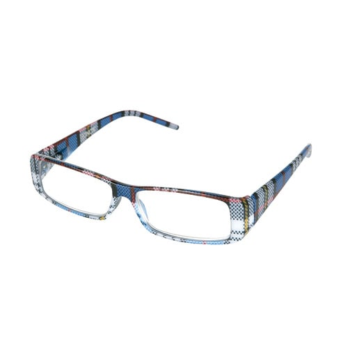 READING GLASSES BLUE 2.0